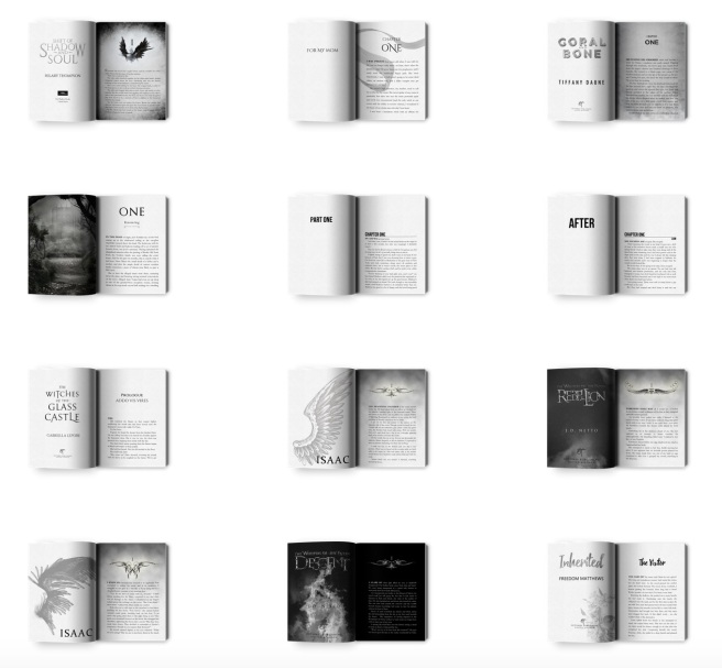 Eight Little Pages Interior